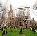 fotografia - Trinity Church - Manhattan
