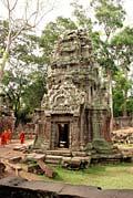 Siem Reap, Camboja - Ta Prohm