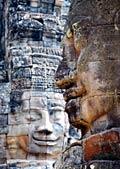 Bayon - Faces of King Jayavarman VII