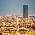Tour Montparnasse in Paris - photo gallery