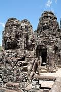 Angkor Thom, Cambodia - Bayon