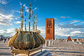 Bilder - Rabat huvudstad i Marocko - Hassantornet