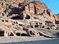 Petra, Jordan - Urn Tomb