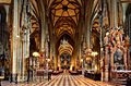 St. Stephen's Cathedra - interior  - photo gallery