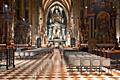Vienna - St. Stephen's Cathedra - interior