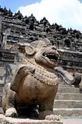 Borobudur - fotografias