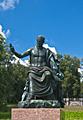 Granit staty - foton - Tsarskoje Selo