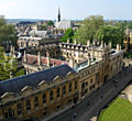 Oxford University  - photo travels