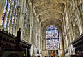Cambridge University  - pictures - King's College Chapel