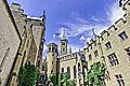 Slot Hohenzollern - fotografie galerij