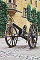 Medieval cannon - pictures - Hohenzollern Castle