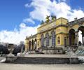Schönbrunn Palace - photo stock - gloriette