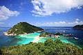 Thailand - landscapes - photo gallery - Nang-Yuan Island