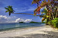 Thailand - landscapes - photo stock - tropical beach on Ko Mak Island