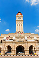 The building of Sultan Abdul Samad  - pictures - Kuala Lumpur