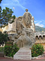 Prince's Palace of Monaco - photo gallery - Memorial Statue