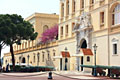 Prince's Palace of Monaco - photo stock