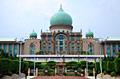 Putrajaya  - pictures - parliament building
