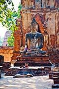 Ayutthaya  - Wat Mararat