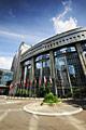 Brussels - photo stock - European Parliament