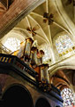 Sablon Church in Brussels - photo gallery - organ