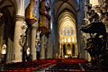 St. Michael and St. Gudula Cathedral - interior - Brussels