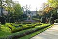 Garden - Petit Sablon - Brussels