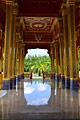 Bang Pa-In Royal Palace in Thailand  - photo gallery - Aisawan Thipya-Art
