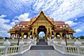 Bang Pa-In Royal Palace in Thailand  - photo stock