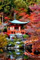 Daigoji Temple - pictures - Kyoto