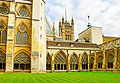 Westminster Abbey - photo stock