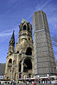 Kaiser Wilhelm Memorial Church - photo travels - Berlin