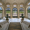 Belvedere in Vienna  - pictures