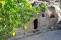 Reizen in Jeruzalem foto's - Graftombe van Jeruzalem, een van de voorgestelde als de plaats van begrafenis van Jezus