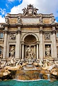 photos - Fontaine de Trevi - Rome