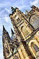 St. Vitus Cathedral in Prague  - pictures