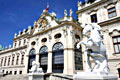 Belvedere in Vienna - photography
