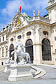Slot Belvedere  in Wenen