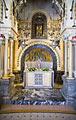 Altar in Montserrat - images