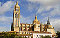 Segovia Cathedral - image gallery