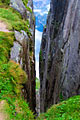 Norway - landscapes nature pictures - Kjerag,