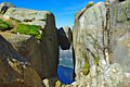 Kjeragbolten - Norway - landscapes nature pictures