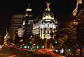 Metropolis Building - pictures - Madrid