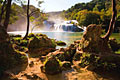 Photos - Krka National Park in Croatia - waterfall Skradinski buk
