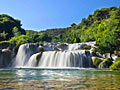 Krka National Park in Croatian - photo travels
