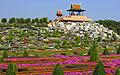 Nong Nooch - Tropical Botanical Garden in Thailand - photos