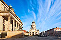 Gendarmenmarkt - the square in Berlin - photo gallery