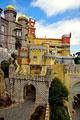 Pena National Palace - photo stock