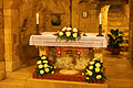 Basilica of the Annunciation in Nazareth -  photos - Grotto of the Virgin Mary