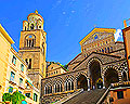 Amalfi -Italy  - pictures - Cathedral of St. Andrew